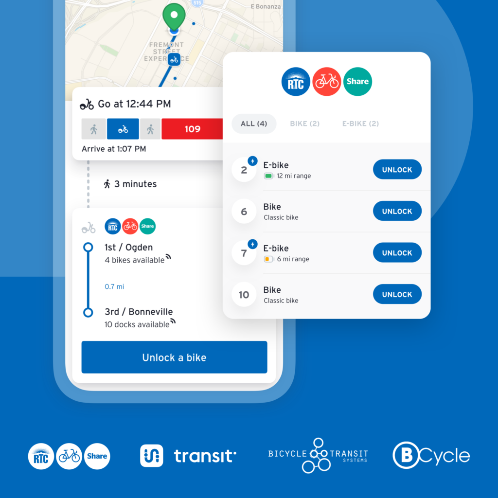 Bike Share - Transit App