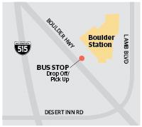 Game Day Express - Boulder Station