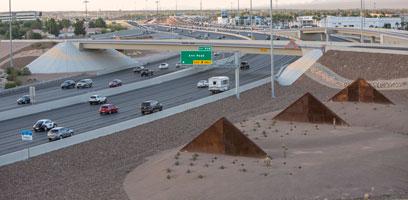 Ann Road overpass