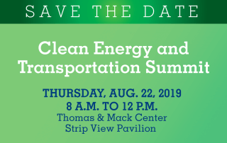 Clean Energy and Transportation Summit