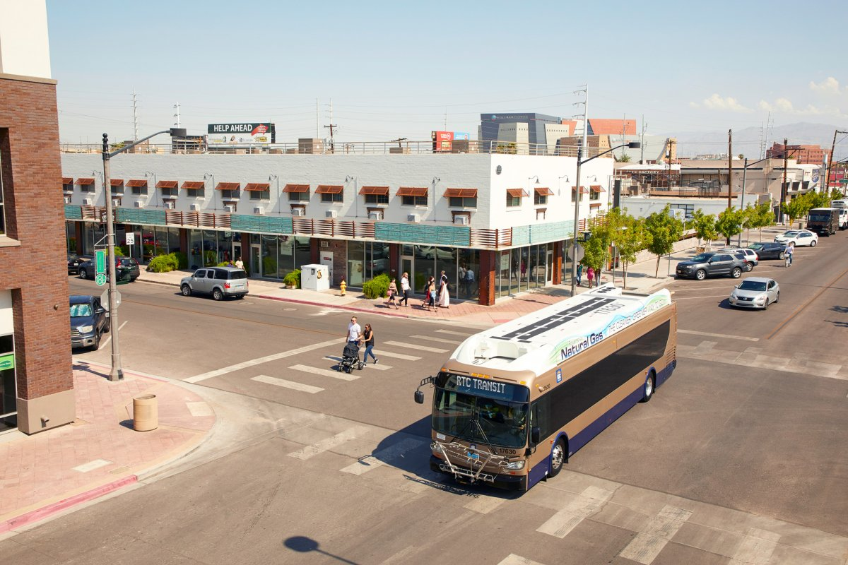 RTC Transit - Downtown Las Vegas