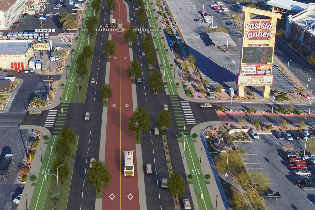 Reimagining Boulder Highway: RTC board approves study