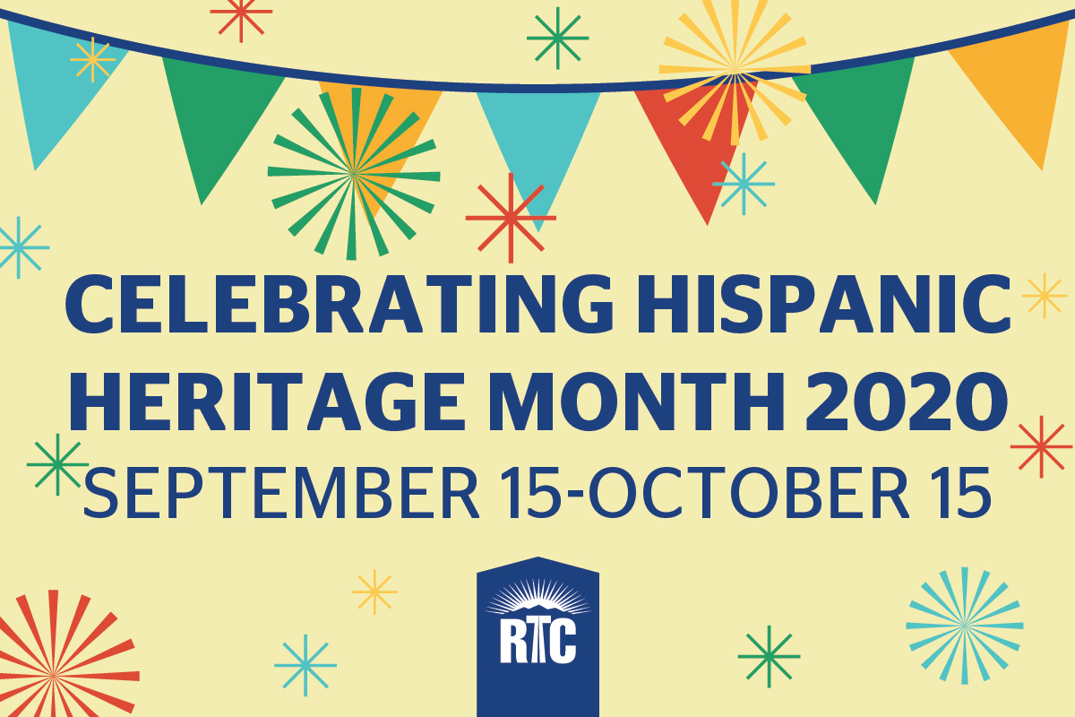 RTC staff celebrates Hispanic Heritage Month