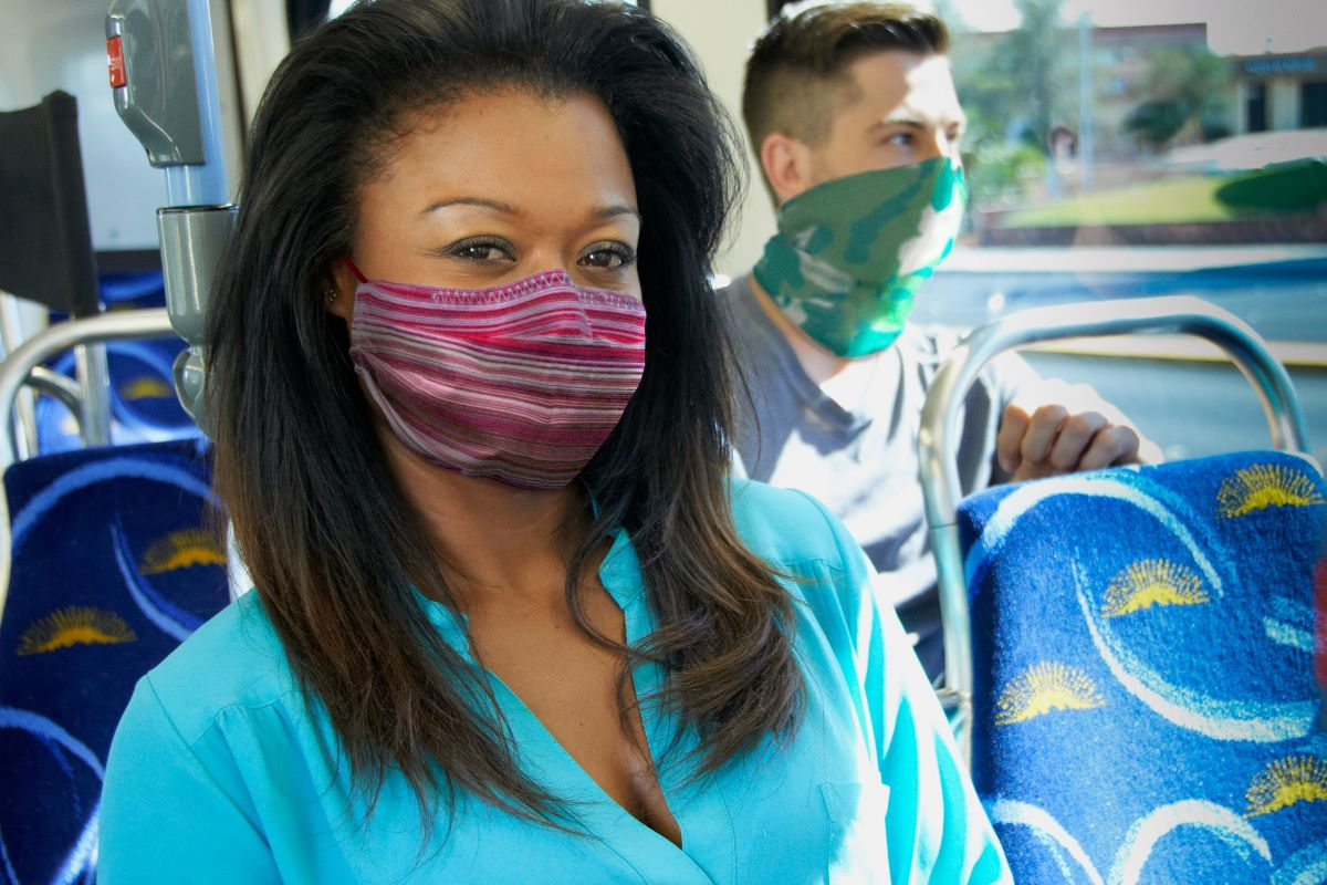 Have a COVID-19 vaccination appointment? RTC public transit can get you there!