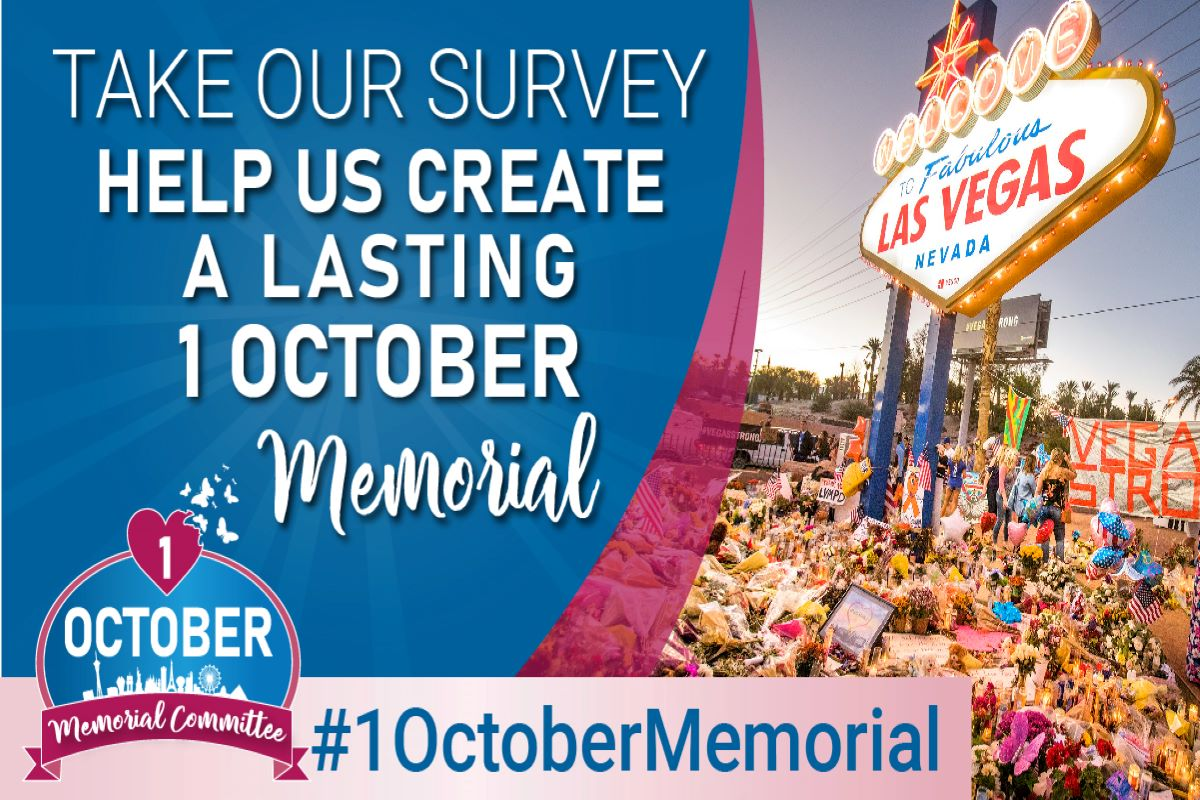 Take our survey & help us create a lasting 1 October memorial