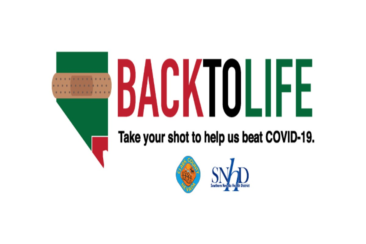 It's Our Turn to Make a Difference: Let's take the COVID-19 vaccination so we can get 'Back to Life'