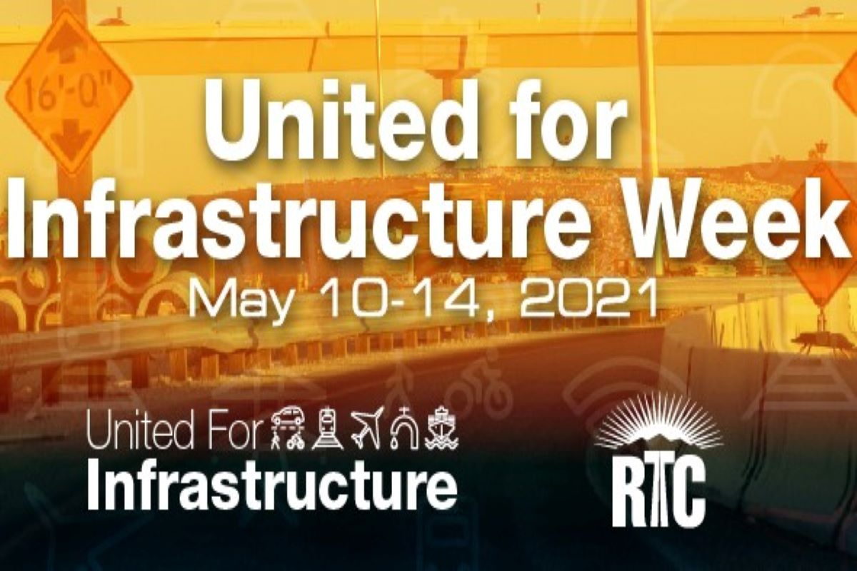 Week in Review: RTC celebrates United for Infrastructure Week
