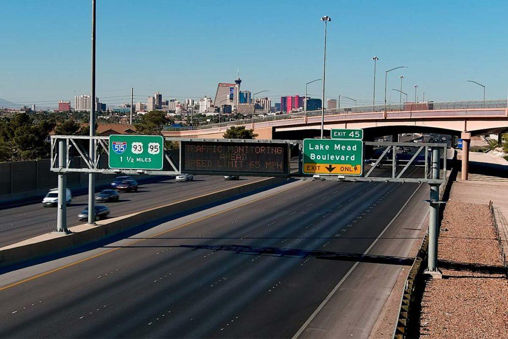 Photo of I-15 Freeway