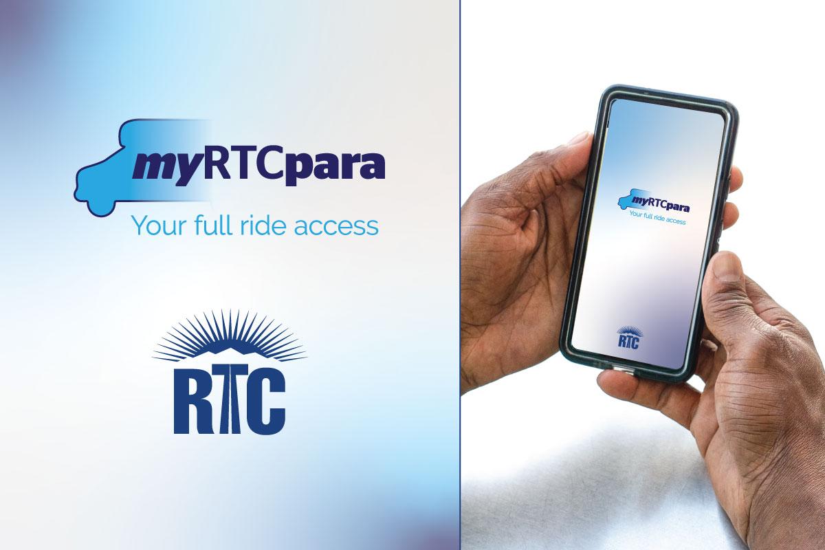 myRTCpara: New service for paratransit trip planning