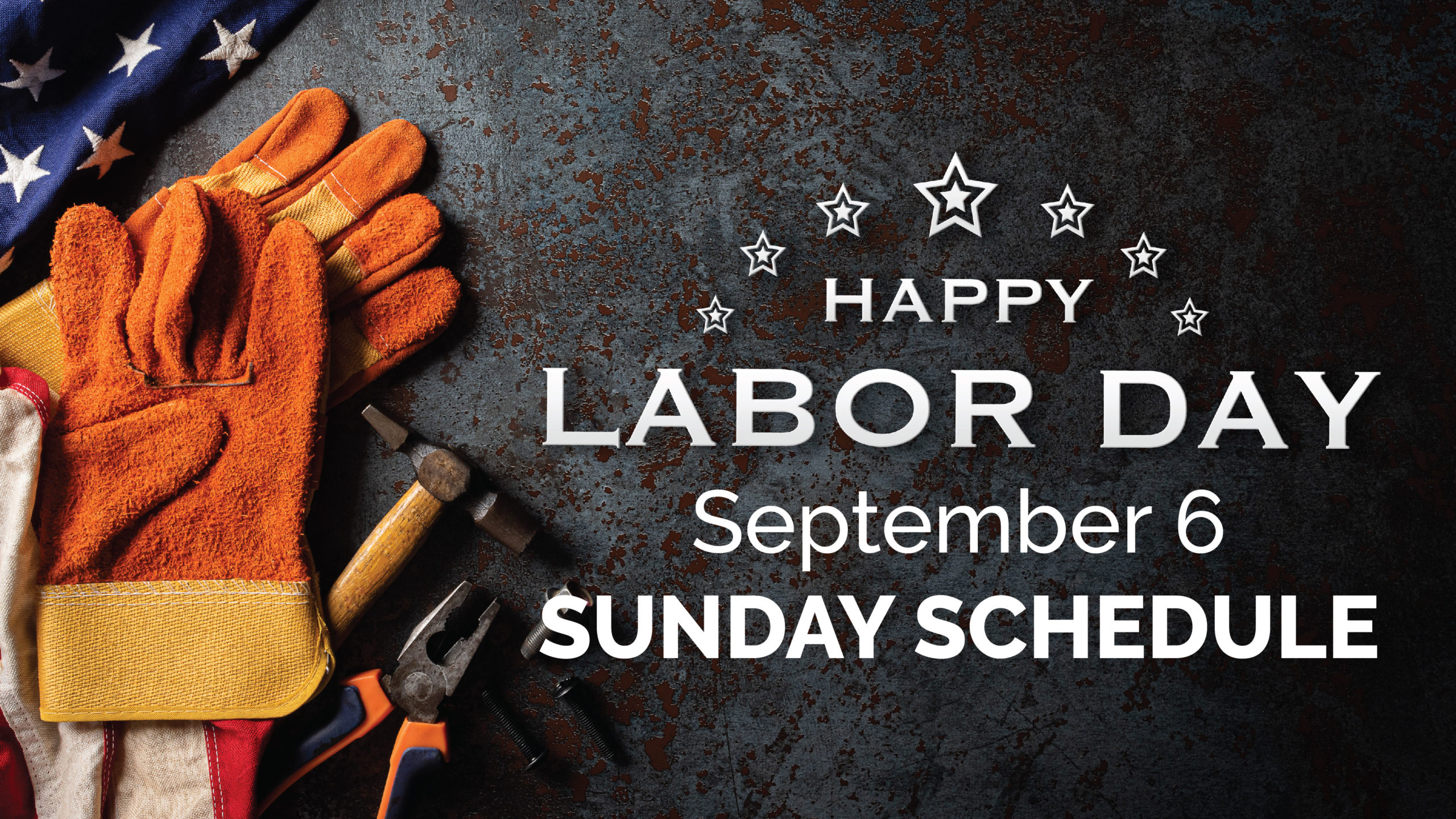 RTC to Operate Transit System on Holiday Schedule for Labor Day