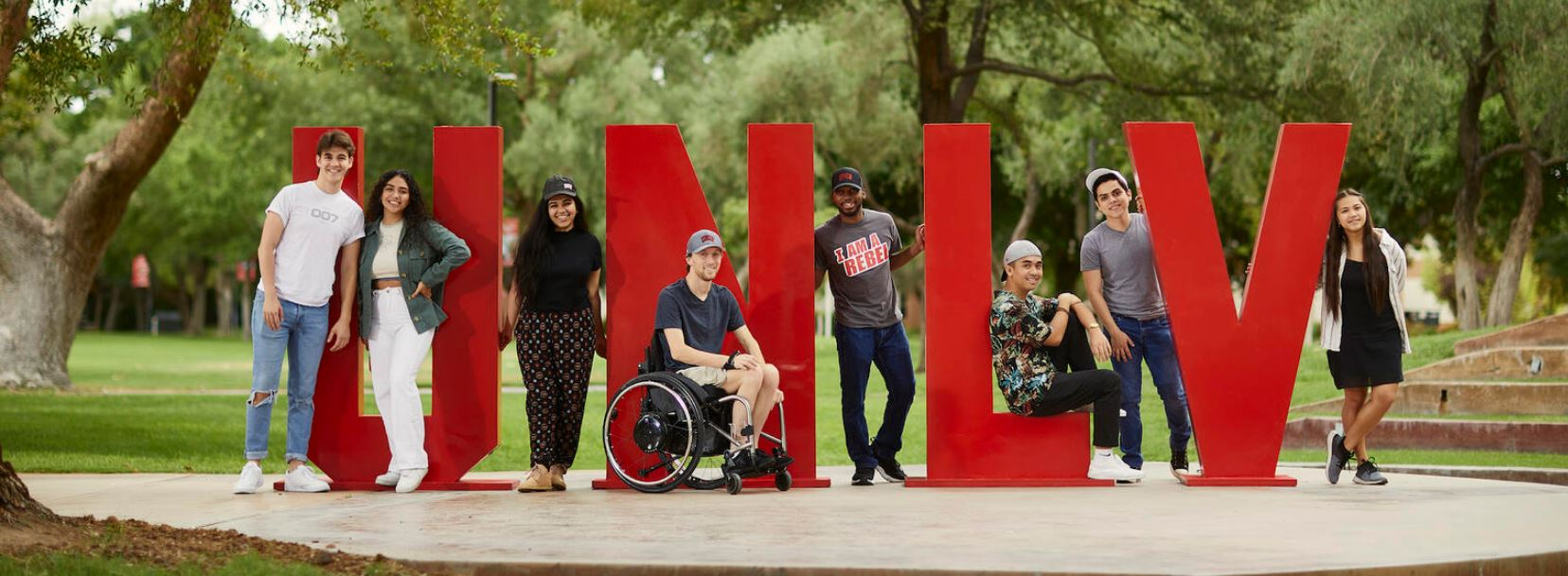 UNLV achieves national and international recognition